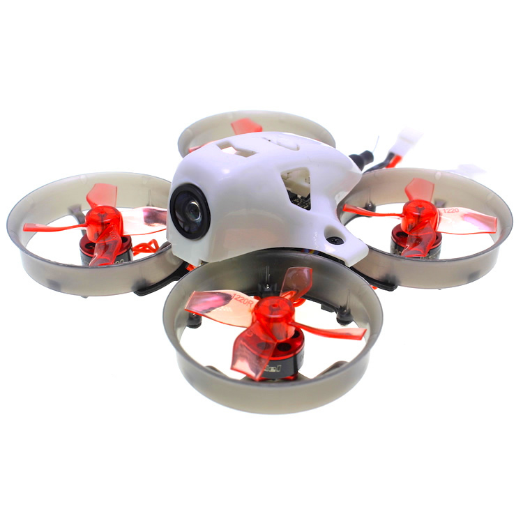 [ HBX64 v1 ] 64mm 1-2S FPV Racing Drone F3+10A 200mW 800TVL 0802 Motor-HBFPV Official Site