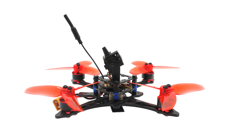 [ FA70 GT ] 3S Brushless 2.8inch 70mm Prop F4 12A FPV Racing Drone EOS2 200mW OSD VTX-HBFPV Official Site
