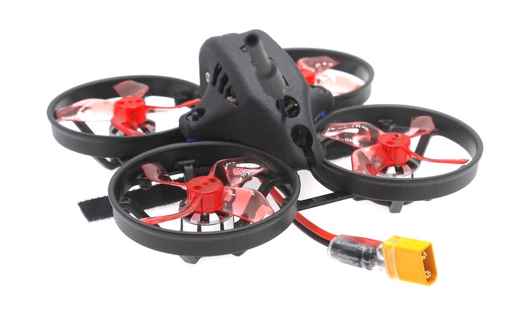[ XF40-GT ] 3S Brushless 1.6inch 40mm Prop F4 12A FPV Racing Drone EOS2 200mW OSD VTX