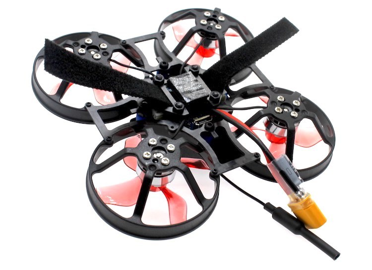 [ XF40-GT ] 3S Brushless 1.6inch 40mm Prop F4 12A FPV Racing Drone EOS2 200mW OSD VTX-HBFPV Official Site